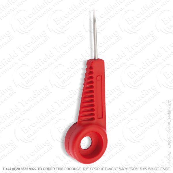 G51) Awl Plastic Red LINE DIY DRAPER