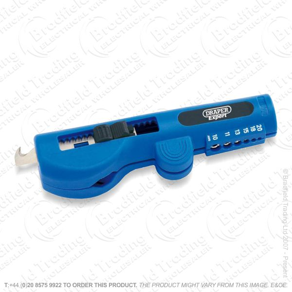 Multifunction Wire Cable Stripper DRAPER