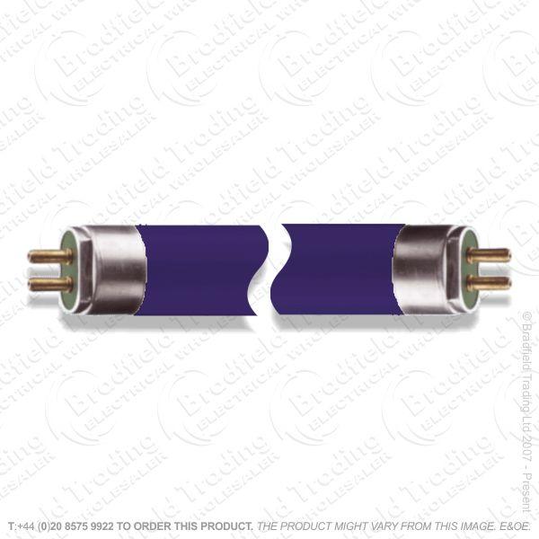 A82) UV Blacklight Blue Tube T5 6W 9  106.041