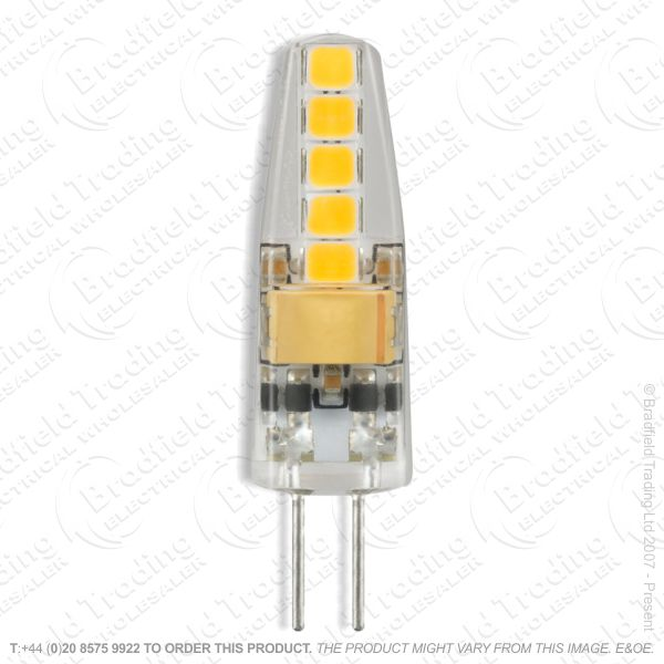 A45) 2W G4 Cap Bulb 2700k WW LED CROMPTON