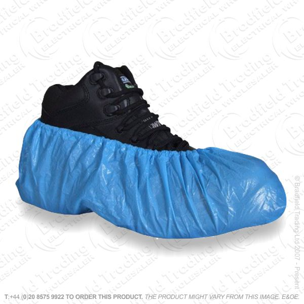 Shoe Covers Disposable 100pc MERCURY