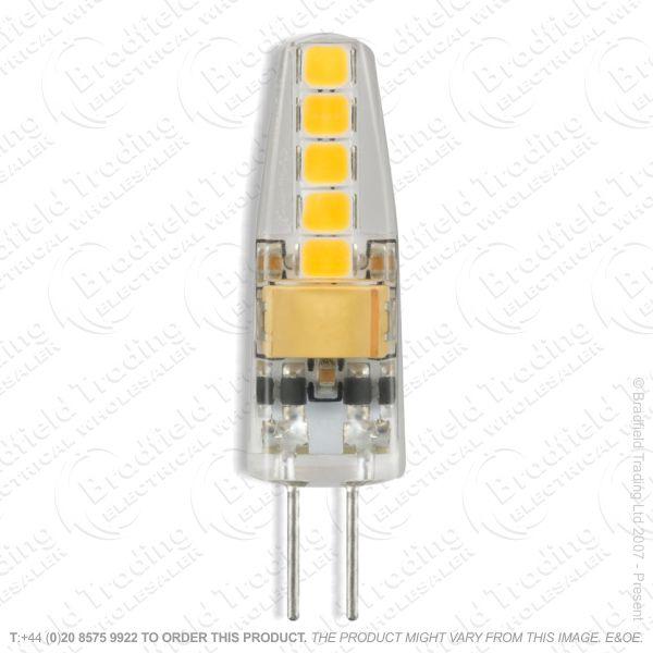 A45) 2W G4 Cap Bulb 4000k CW LED CROMPTON