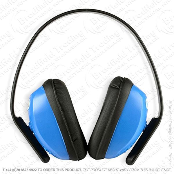 G49) Safety Ear Defenders Blue ECO