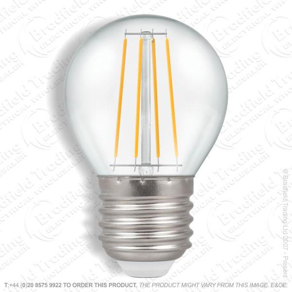 A31) LED ES 5w Golf 27k Filam Dimm CROMTON