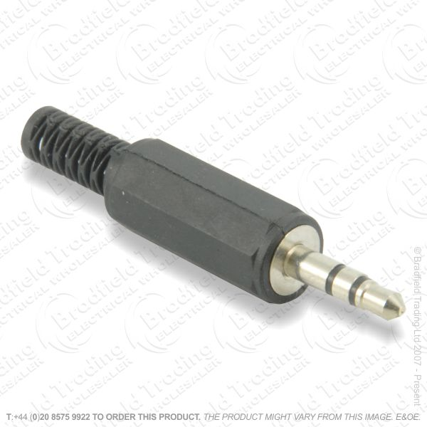 E24) Audio Plug 2.5mm Jack stereo