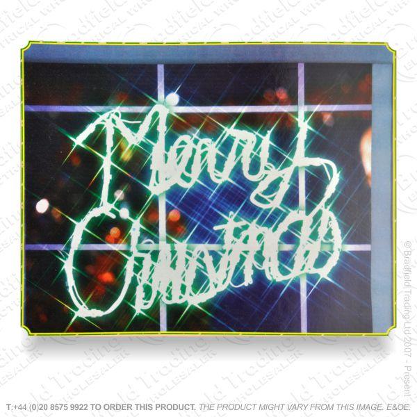 D10) XmasLights  MerryChristmas  green