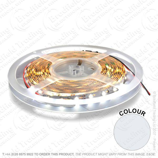D13) LED Flex 5M Cool white SelfAdh IP67 3W/M