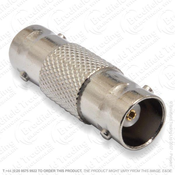 E25) BNC Coupler F-F Socket