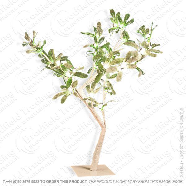 D11) 50cm 32 LED Mistletoe Tree