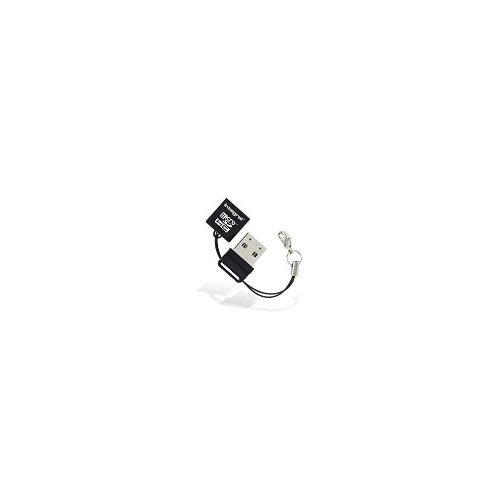 USB Memory Card Reader Micro SD INTEGRAL