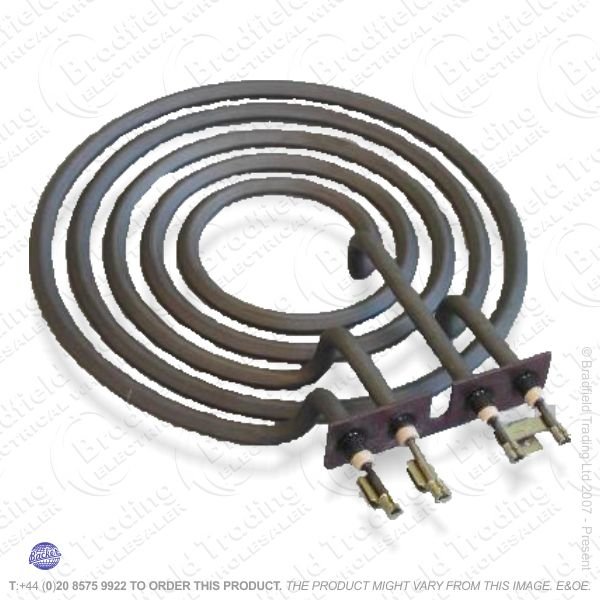 C09) Cooker Spare Plate 7  Dual BAC