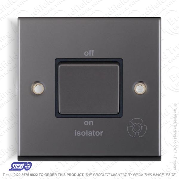 Fan Isolator Switch TP Bl Ni SELECTRIC
