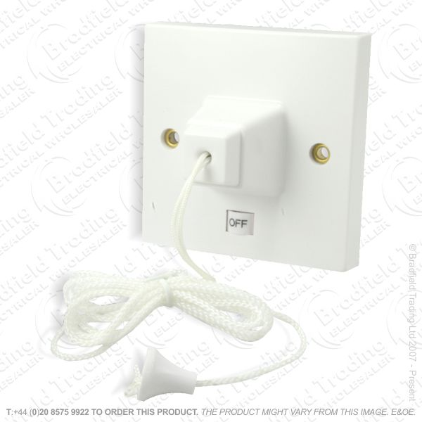 I17) Pull Switch DP 45A Neon D13/45A ECO