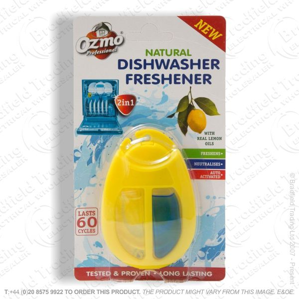 C23) Dishwasher Freshner 60 cycles