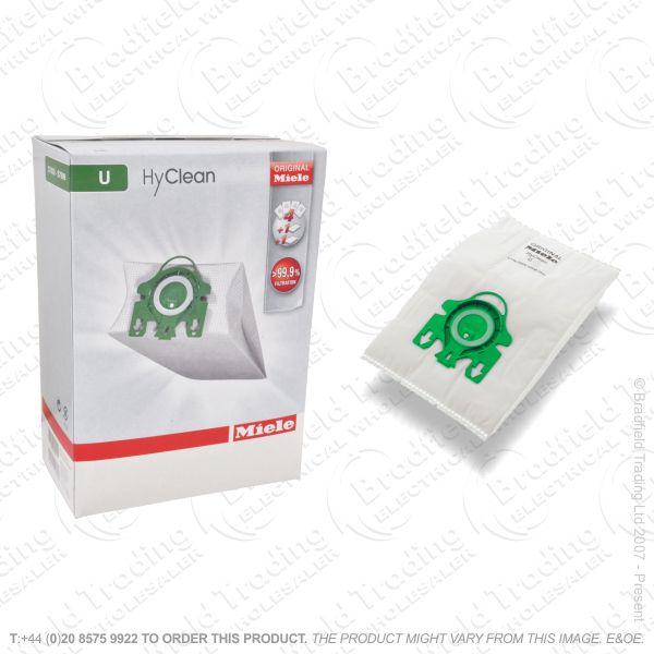 C15) Geniune MIELE Hoover Bags U S7(4)