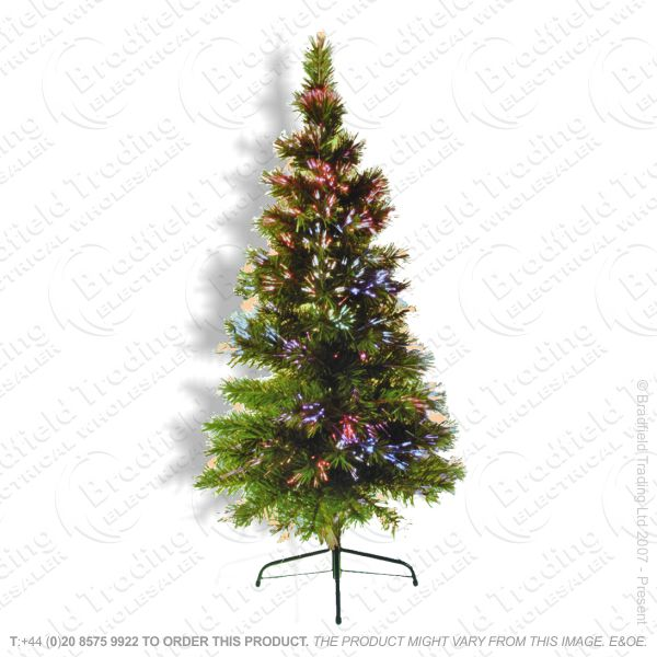 D11) 6ft Decorated Xmas Tree w Stand