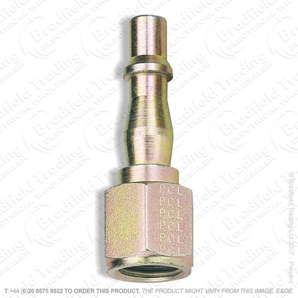 G55) Female Coupling Screw Adaptors pk5 0.25