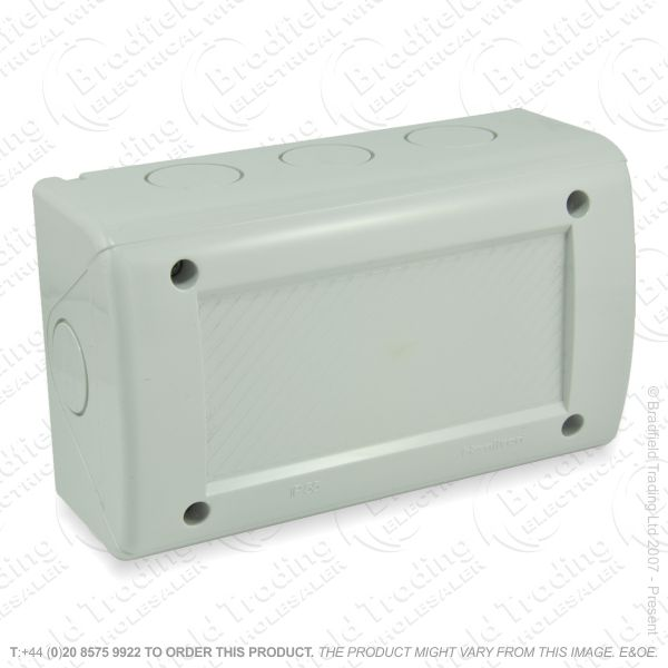 H25) Distribution Box 500x270x140 IP65