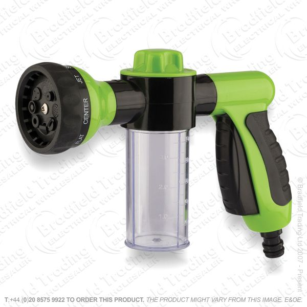 D15) Car Wash Garden Spray Gun Adjust DRAPER