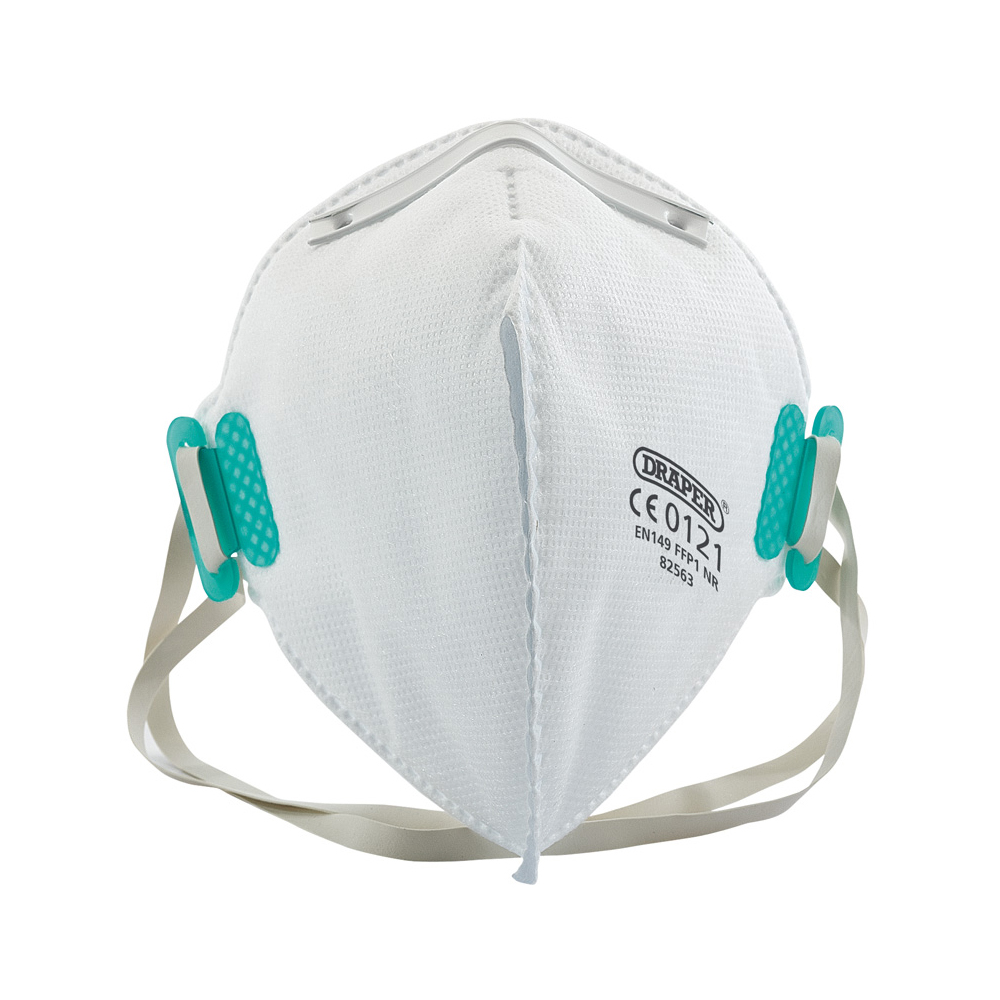 Dust Mask FFP1 Folding Pack2 DRAPER
