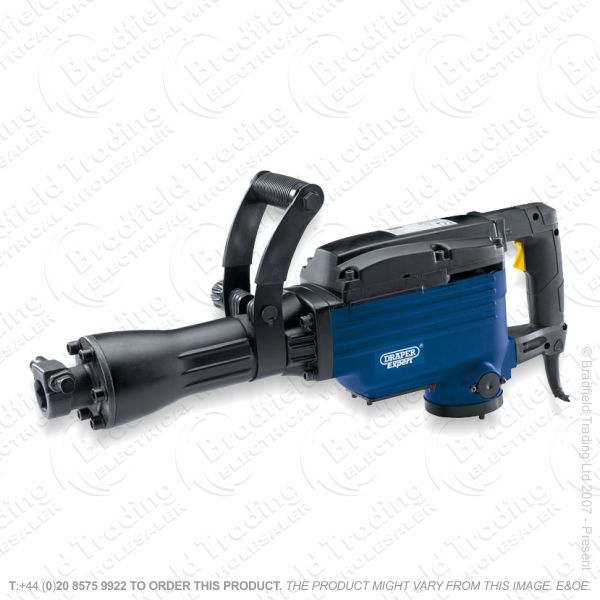 G27) Hammer Breaker 240V 1600w 15kg DRAPER
