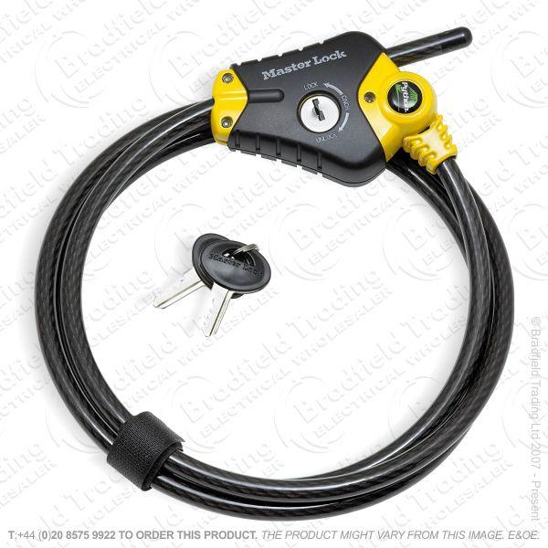 G59) Lock Cable Adjustable Python