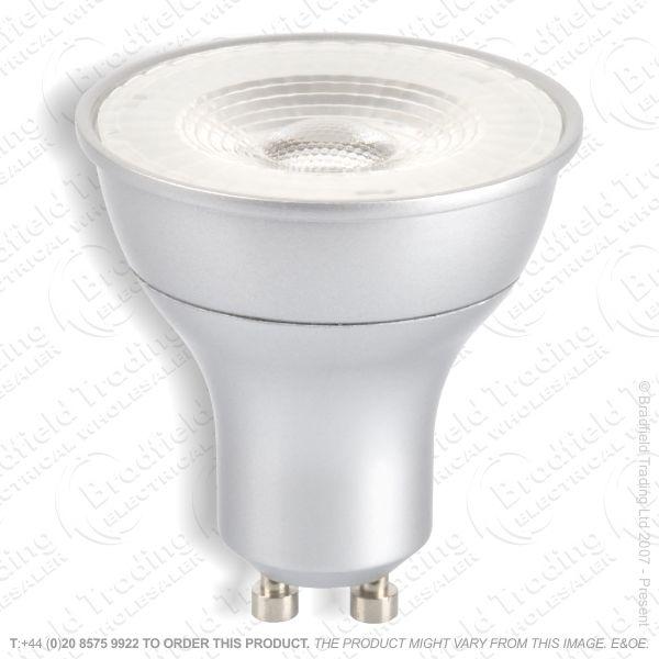 A39) LED 5.5W GU10 3K 380lm Dimm GE
