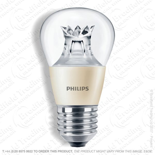 A30) LED 6W ES Golf 2700k Dimm Luster PHILIPS