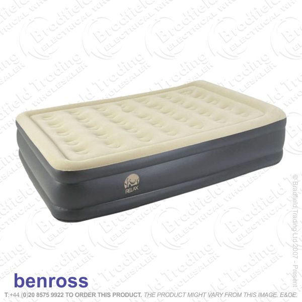 C09) Air Bed High Rise Build in Pump Double