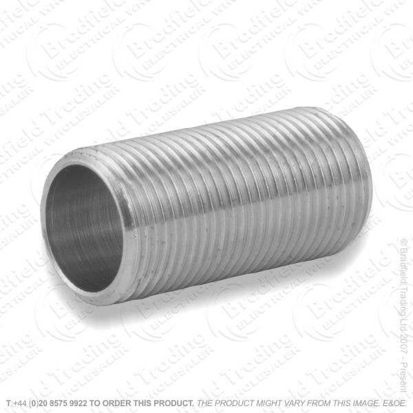 B03) Threaded Tube 1M x 10mm Entry M10