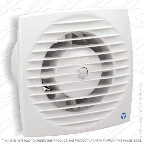 Extractor Fan 100mm Sensor Timer AURA ECO