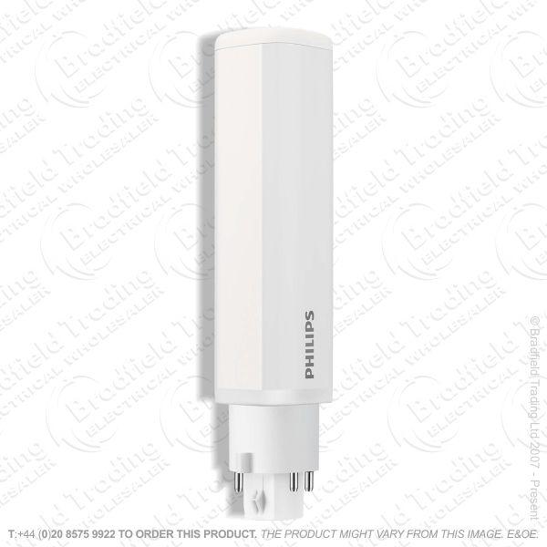 A49) CorePro LED PLC 6.5W 840 4P G24q-2