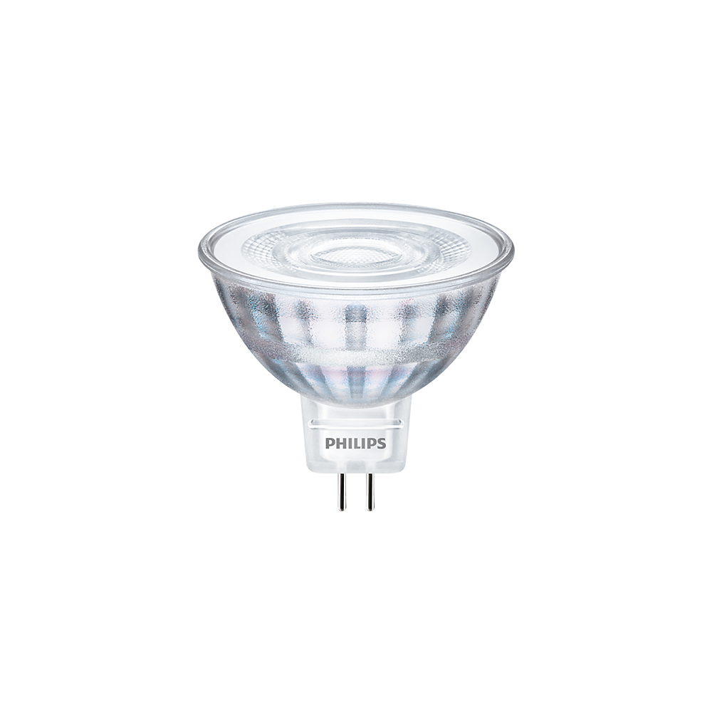 LED 5W 35w Eqv MR16 2700k Glass 36D PHI