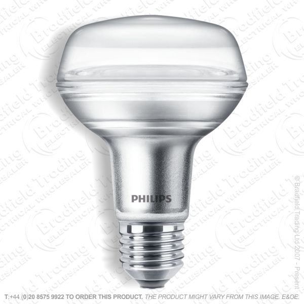 A35) CorePro LED R80 ES 4W (60w) 827 PHI