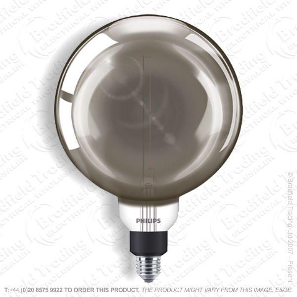 A25) 25w LED ES Giant Globe G200 4k Dimm Smok