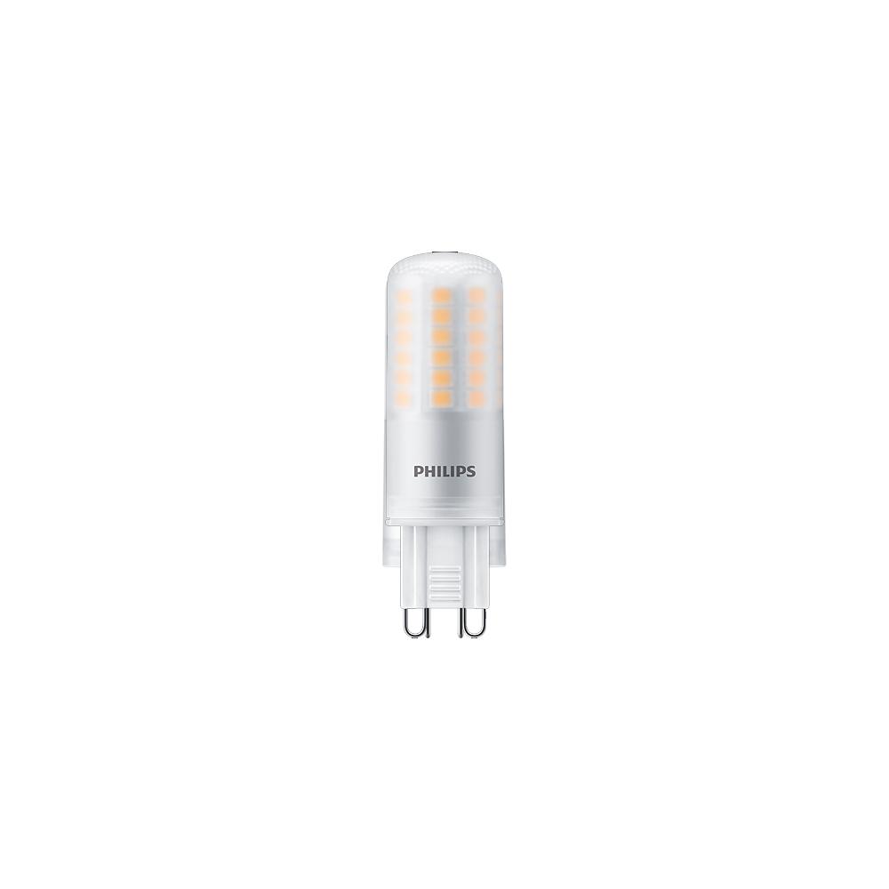 4.8w CorePro LED  60W G9 827 PHILIPS