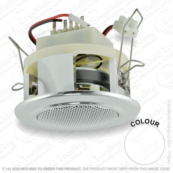 E22) Speakers 4W 63mm white Ceiling