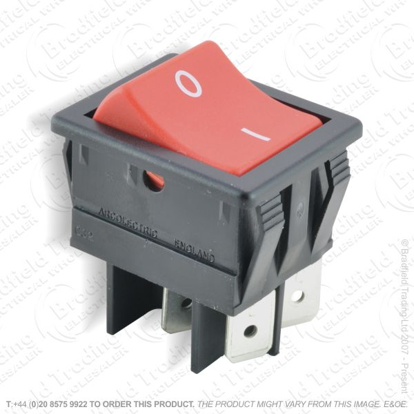 C20) Switch Numatic ON/OFF Roker