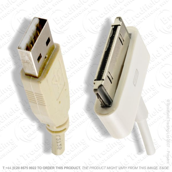 E18) Iphone4 to USB2 Cable Lead Only 113.000