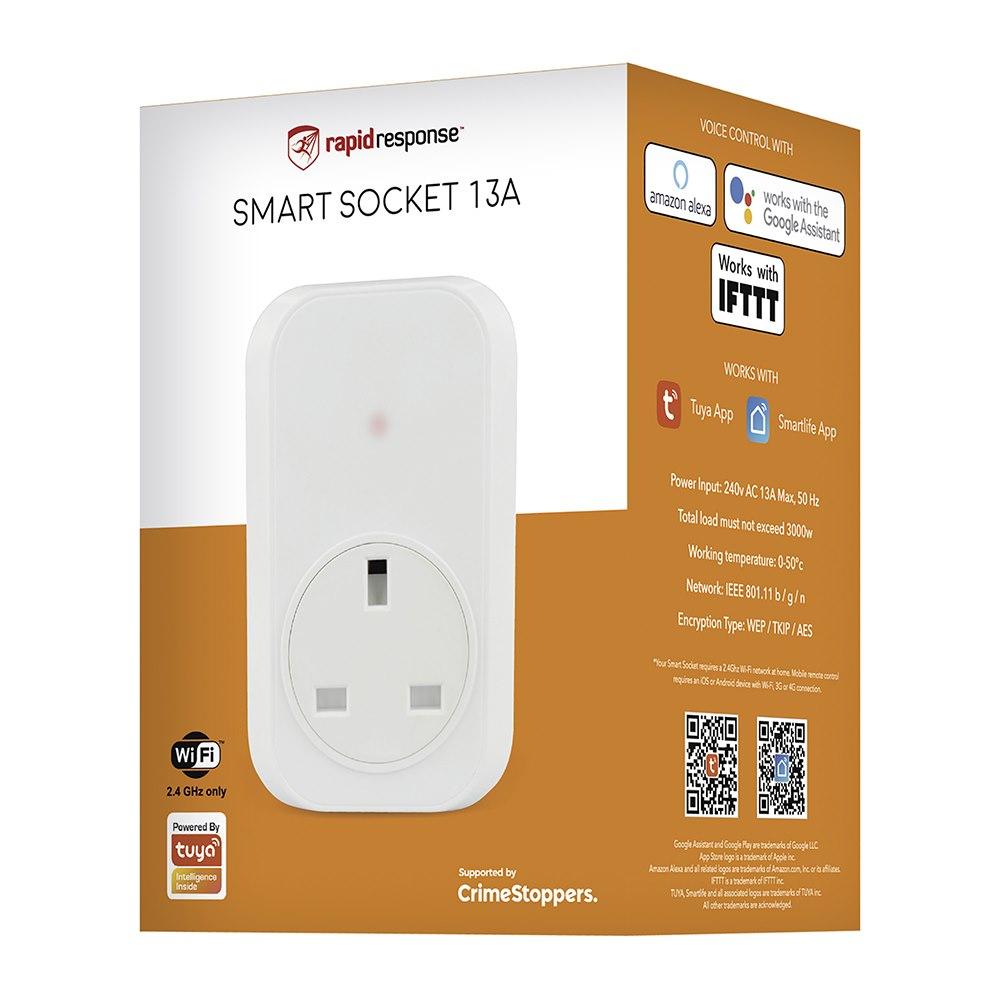 Smart Socket WiFi LLOYTRON