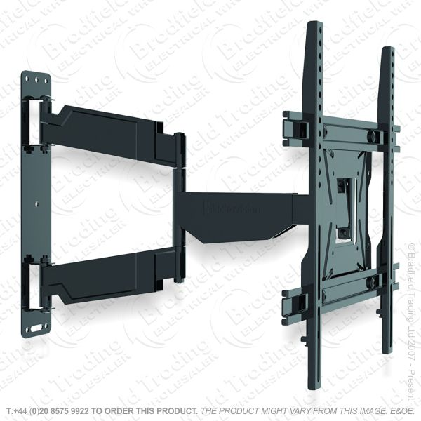 E35) Bracket LCD TV Full Motion 17-42  30kg