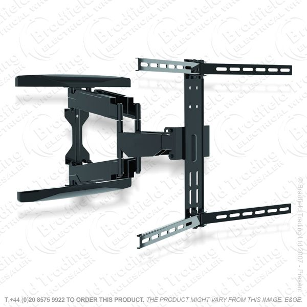 E35) Bracket Curve TV Full Motion 37-80  60kg