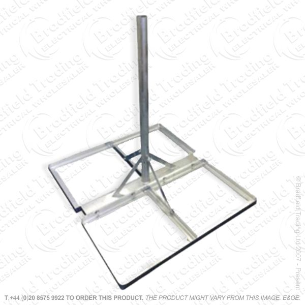Roof Mount 4Slab Non Penetrating 94x105