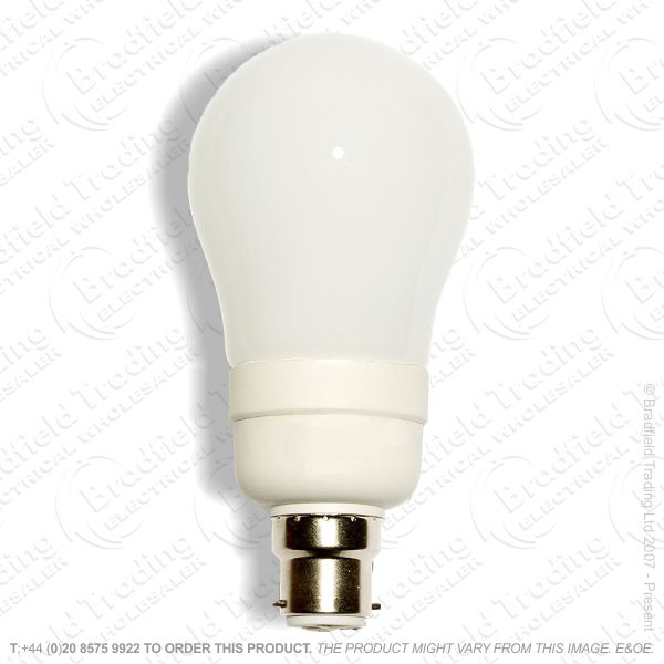 A14) GLS Old Ambience BCc827 5W warmwhite
