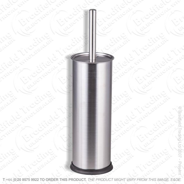 Toilet Brush   Holder Pol S/Steel APOLLO