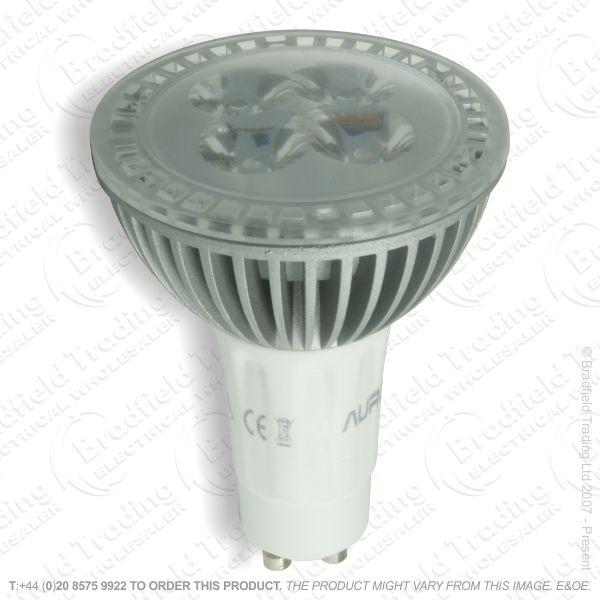 A36) LED PAR20 7W GU10 3k Dimmable AUR