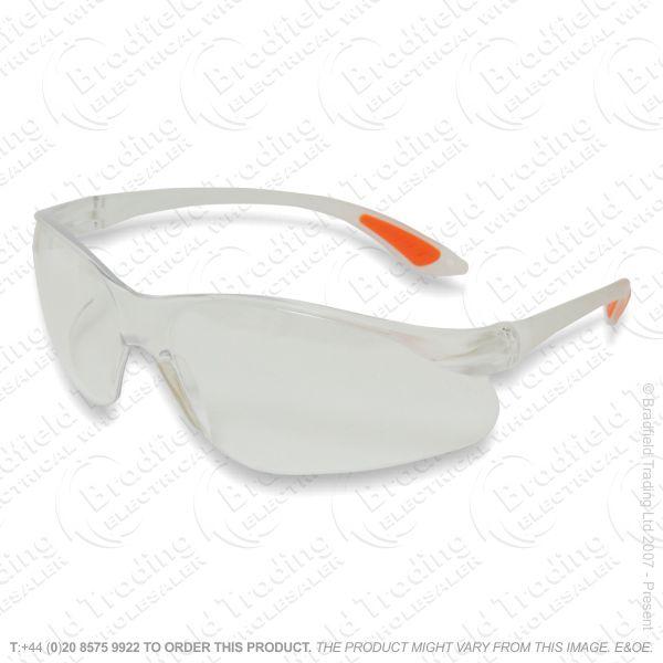 G49) Safety Glasses Anti Mist AVIT