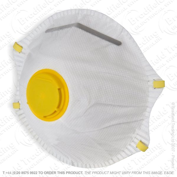 G49) Premium Disposable Dust Mask P1 Avit