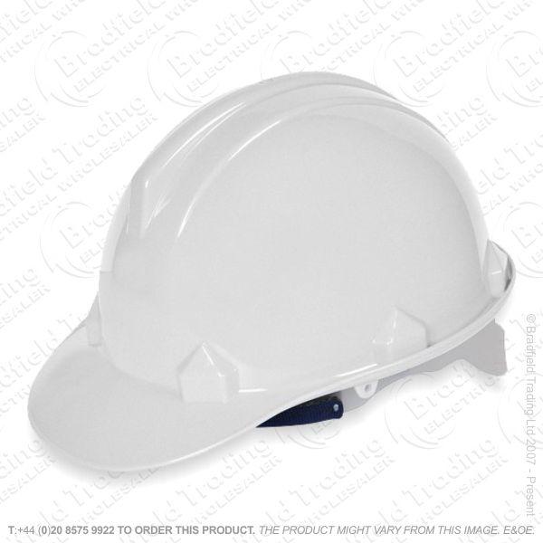 G49) Safety Hard Hat White AVIT