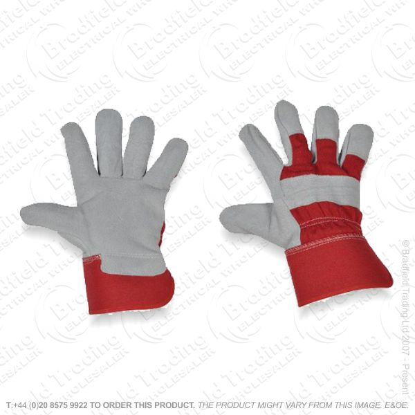 G48) Gloves Heavy Duty Large AVIT